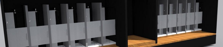 Diseño 3D de la imagen del Camión y los vinilos