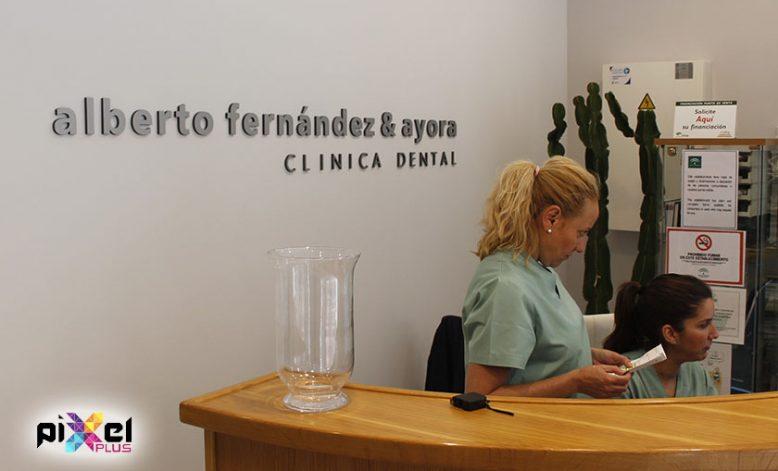 Clínica dental Alberto Fernández & Ayora