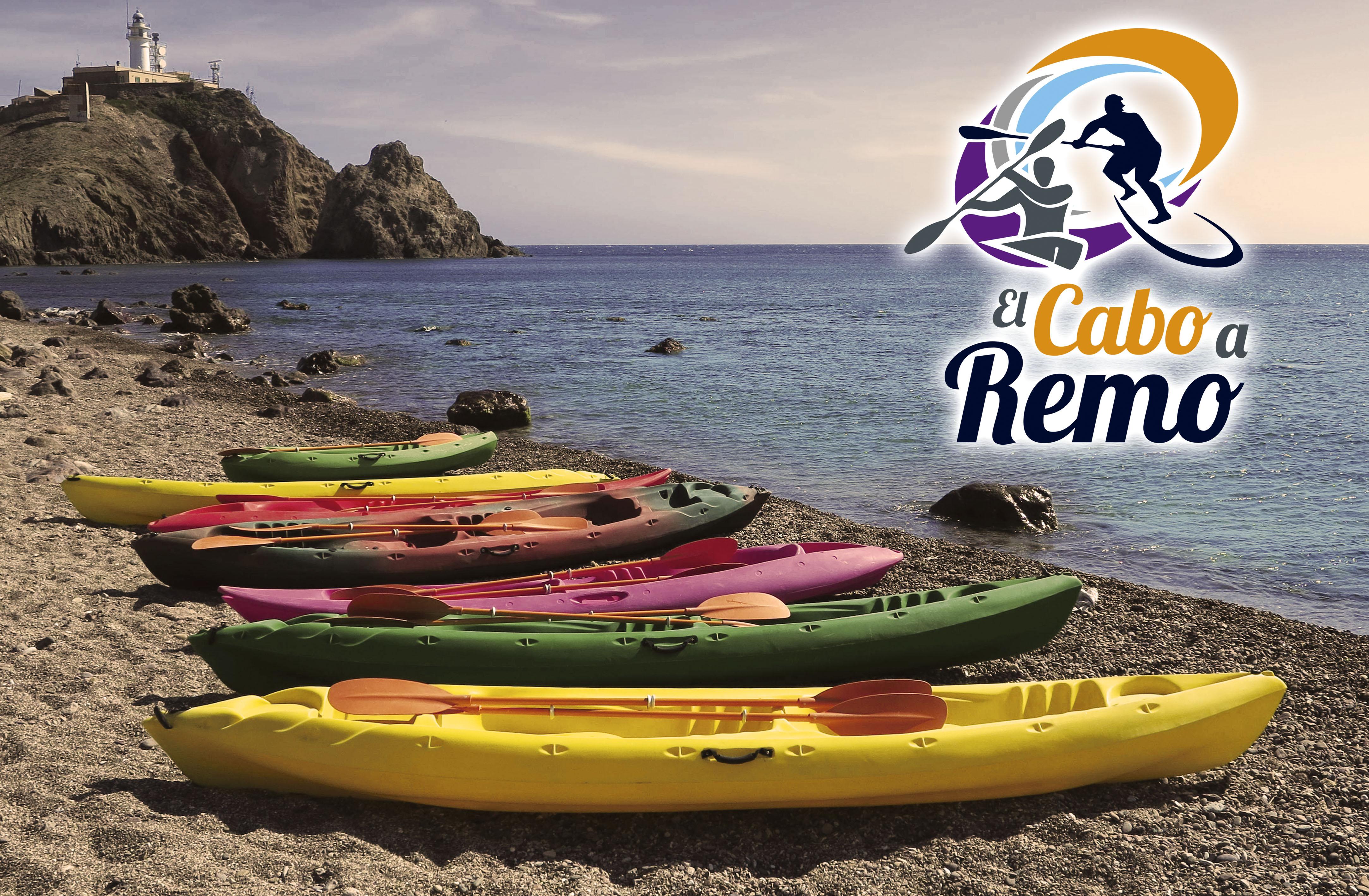 """Portfolio de """"El Cabo a Remo Web por Pixel Plus Estudio Gráfico"""""""