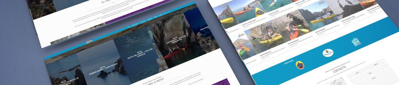 Diseño web El Cabo a Remo