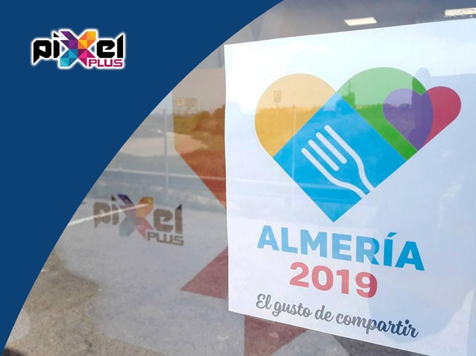 Foro de ideas Almería 2019, por Pixel Plus Estudio Gráfico