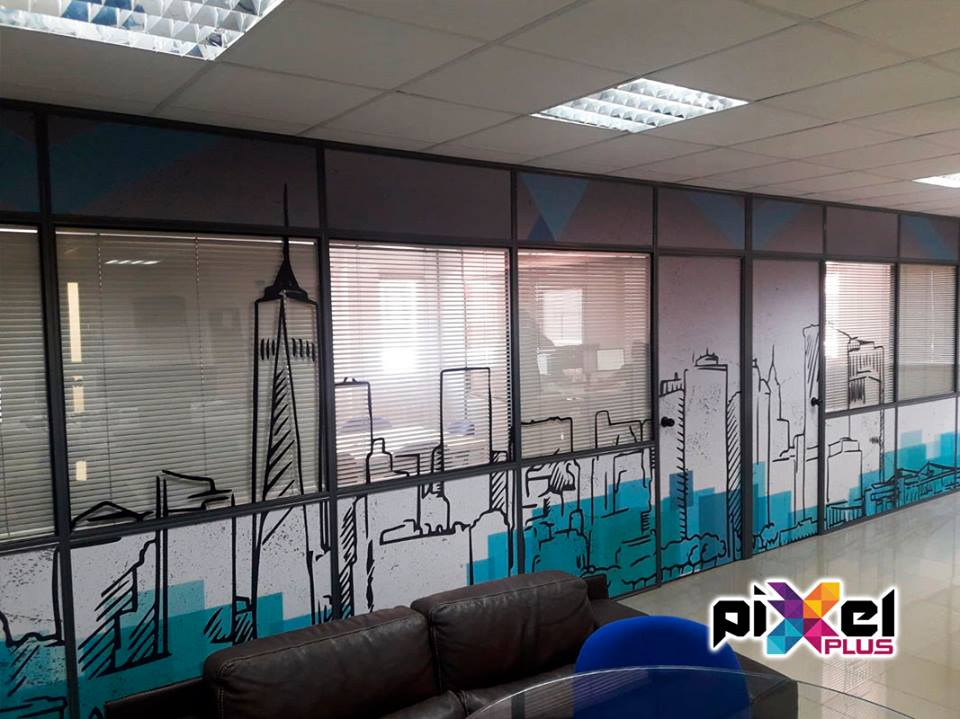 Cambio radical en tu espacio de trabajo. Diseño por Pixel Plus.