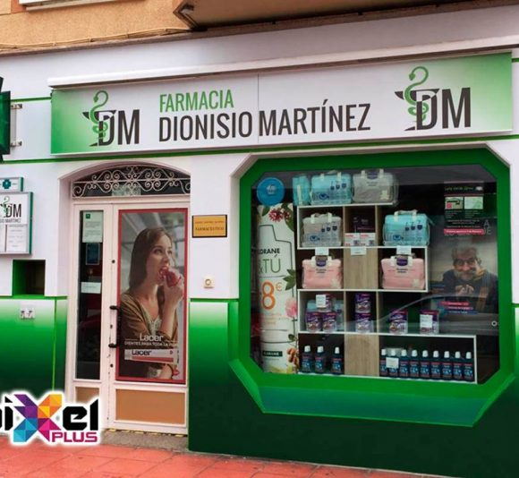 Farmacia Dionisio Martínez