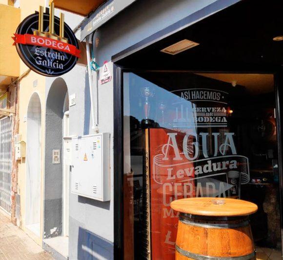 Cambio de Imagen Bodega Restaurante Sacacorchos
