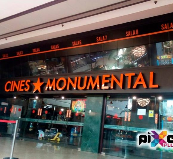 Cambios Cine Monumental