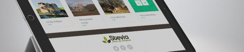 """Sección Galería de """"Stevia La Campana, Diseñada por Pixel Plus Estudio Gráfico"""""""