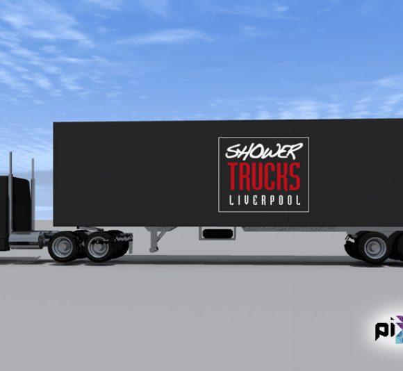 Shower Trucks Liverpool