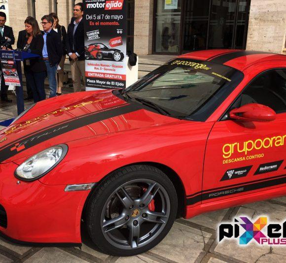 Porsche GTPlus